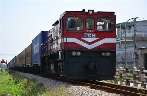 Efforts pour le developpement du secteur ferroviaire hinh anh 1