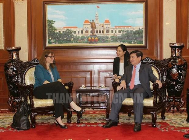 Israel pret a partager des experiences de start-up avec le Vietnam hinh anh 1