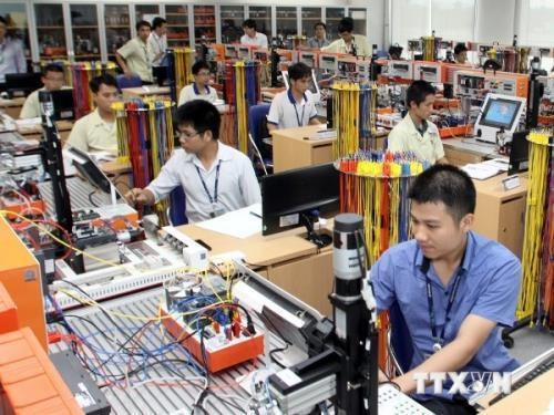 La JETRO organise un forum sur l'industrie auxiliaire au Vietnam hinh anh 1