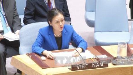 Le Vietnam coopere etroitement avec les pays dans l'application de la DOC hinh anh 1