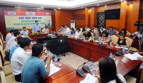 Le Vietnam accueillera le Championnat d'Asie de volley-ball masculin hinh anh 1