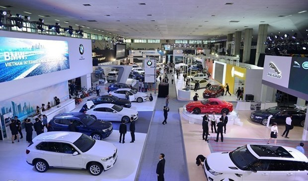 Automobiles importees au Vietnam : l'Indonesie detrone la Thailande hinh anh 1
