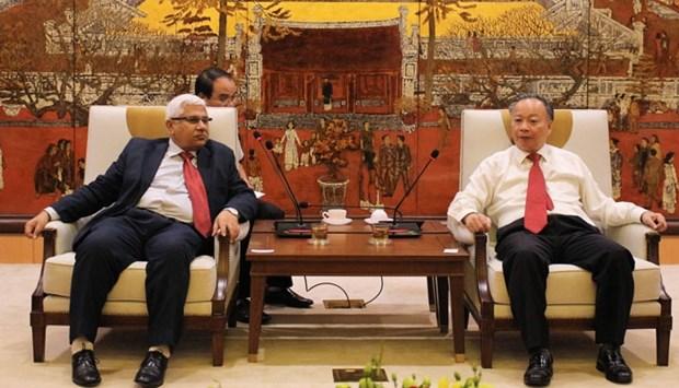 L'Inde s'engage a soutenir Hanoi dans le developpement des technologies de l'information hinh anh 1