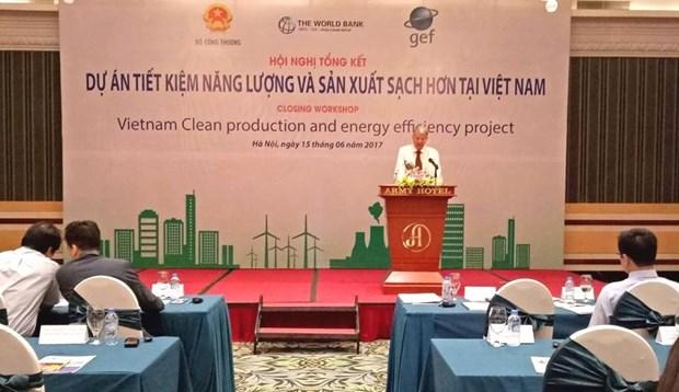 De bons resultats dans les economies d'energie et la production saine hinh anh 1