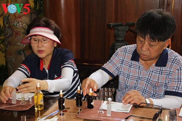 Quang Ninh: Des circuits parfumes, pourquoi pas? hinh anh 4