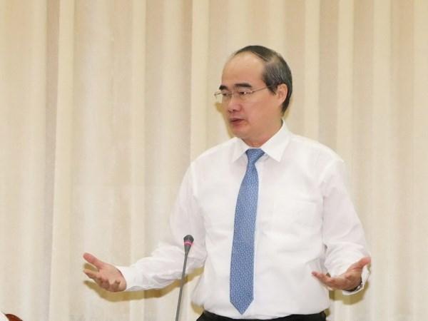 Ho Chi Minh-Ville et Microsoft renforcent leur cooperation hinh anh 1