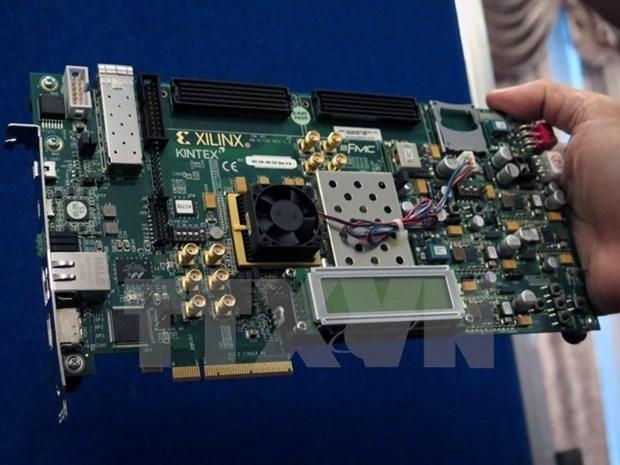 Des mesures pour stimuler la technologie des circuits integres hinh anh 1