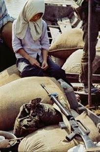 Exposition sur la guerre du Vietnam a Caen, en France hinh anh 1