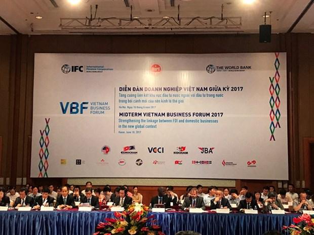 Renforcer la connexion entre les investisseurs nationaux et etrangers hinh anh 1