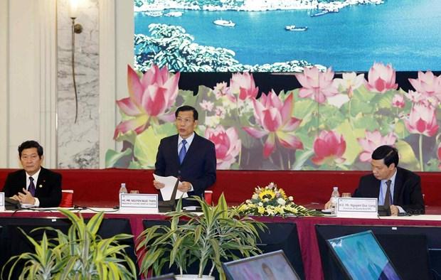 Ouverture du dialogue politique de haut niveau de l'APEC 2017 sur le tourisme durable hinh anh 2