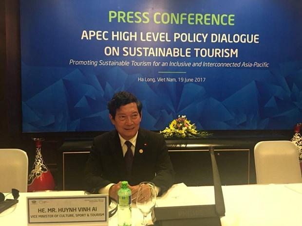 APEC 2017: adoption d'une declaration sur le tourisme durable hinh anh 2