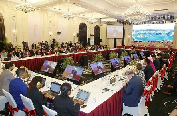 Ouverture du dialogue politique de haut niveau de l'APEC 2017 sur le tourisme durable hinh anh 1