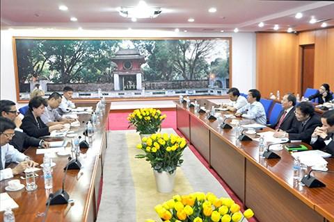 La Banque mondiale aide le Vietnam dans la reforme du systeme fiscal hinh anh 1