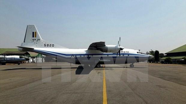 Crash d'avion en Birmanie : la boite noire retrouvee hinh anh 1