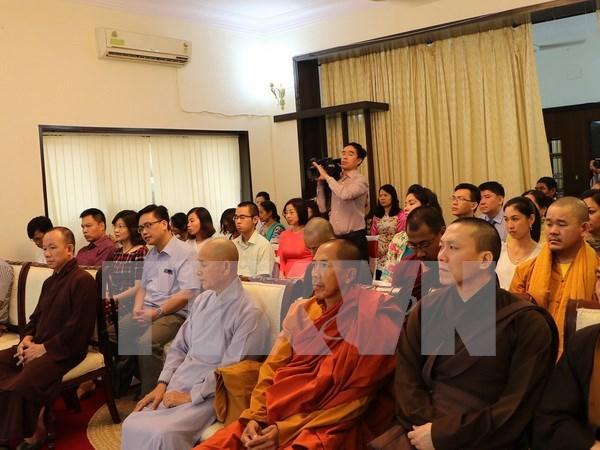 Creation de l'Association des Vietnamiens en Inde et au Nepal hinh anh 1