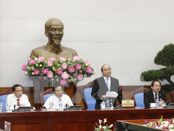 Journee de la presse revolutionnaire : le PM rencontre des journalistes hinh anh 1