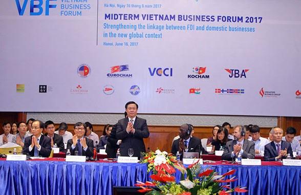 Le Vietnam cherche a mieux profiter des avantages des IDE hinh anh 1