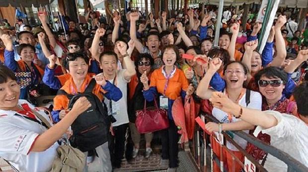 Colloque sur le developpement du tourisme Chine-ASEAN hinh anh 1