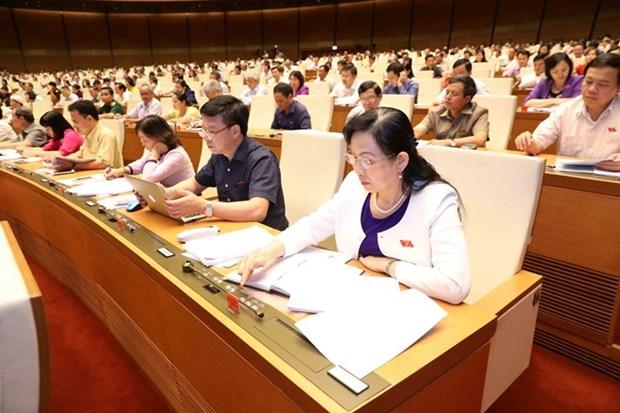 3eme session de la XIVe legislature : derniere journee hinh anh 1