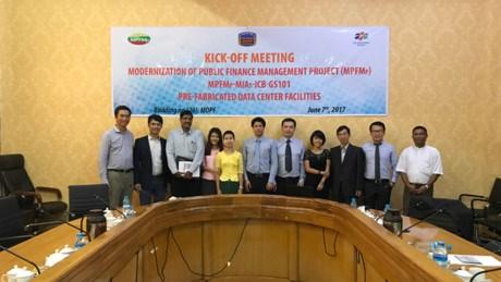 FPT IS realise un projet de plus de 11 millions de dollars au Myanmar hinh anh 1