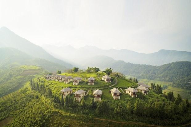 Topas Ecolodge (Sapa), l'un des 10 eco-hebergements les plus beaux dans le monde hinh anh 1