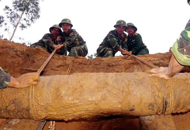 Conference sur l'assistance des victimes des bombes et mines hinh anh 1