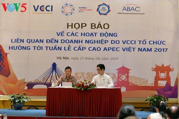 L'APEC 2017 creera une forte valeur ajoutee a l'economie vietnamienne hinh anh 1