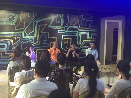 Un nouvel espace creatif lance a Hanoi hinh anh 1