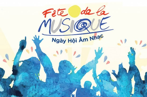 La fete internationale de la musique 2017 hinh anh 1