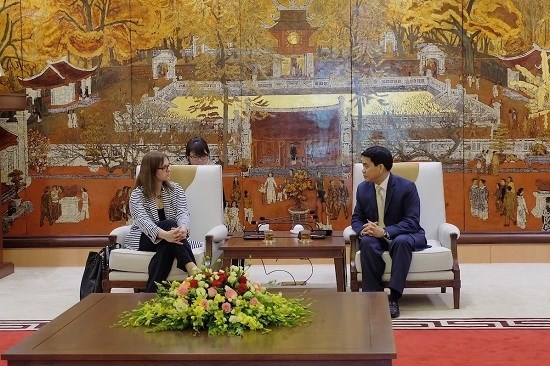 Vietnam et Israel veulent renforcer la cooperation bilaterale integrale hinh anh 1