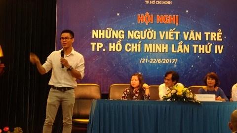 Les jeunes ecrivains en action a Ho Chi Minh-Ville hinh anh 1