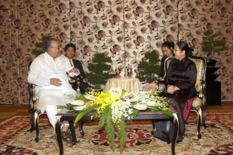 Le president du Parti communiste du Bangladesh en visite a Ho Chi Minh-Ville hinh anh 1