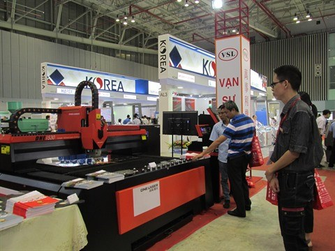 Prochaine exposition internationale sur l'ingenierie de precision et de l'usinage hinh anh 1