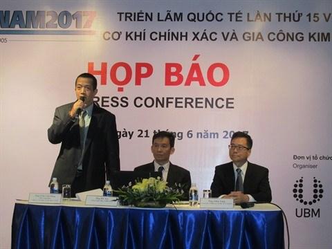 Prochaine exposition internationale sur l'ingenierie de precision et de l'usinage hinh anh 2