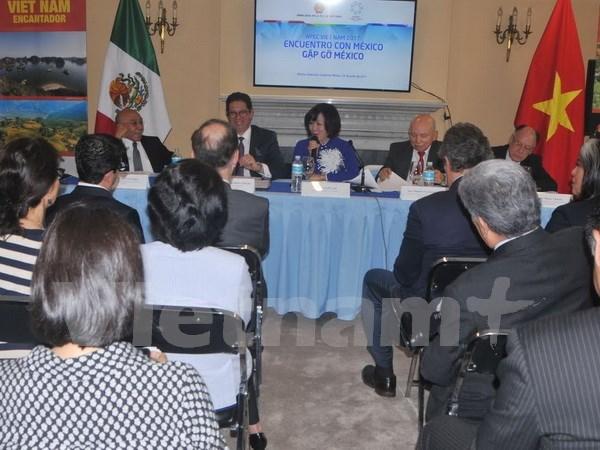 APEC 2017 : une bonne occasion pour promouvoir les relations Vietnam-Mexique hinh anh 1