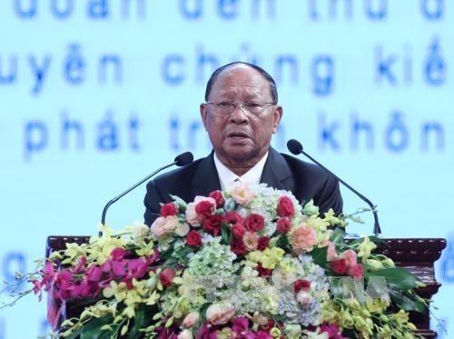 Le Vietnam et le Cambodge celebrent les 50 ans de leurs relations diplomatiques hinh anh 2