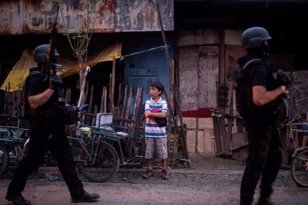 Philippines : Fin du ramadan, l'armee decrete une treve a Marawi hinh anh 1