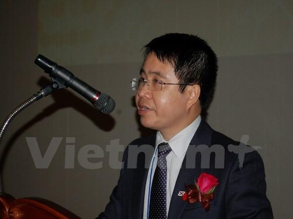 Le 4e colloque des jeunes scientifiques vietnamiens en Republique de Coree hinh anh 1