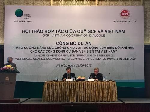 Le Vietnam renforce sa capacite d'adaptation au changement climatique hinh anh 1
