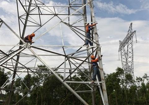 L'EVN exporte 0,7 milliard de kWh d'electricite en six mois hinh anh 1