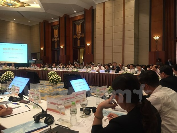 Forum economique du Vietnam 2017 hinh anh 1