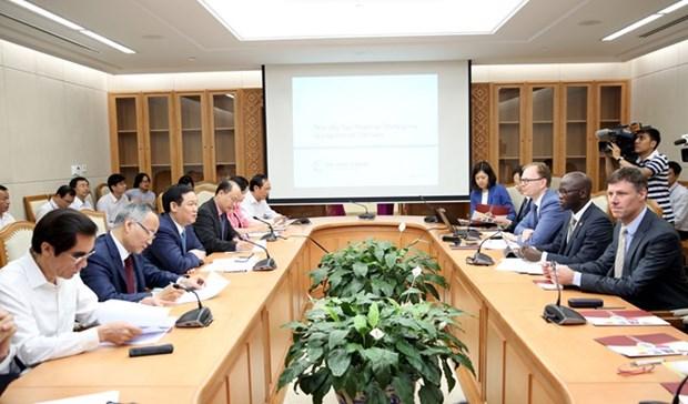La BM aide le Vietnam dans la facilitation du commerce, le developpement de la logistique hinh anh 1