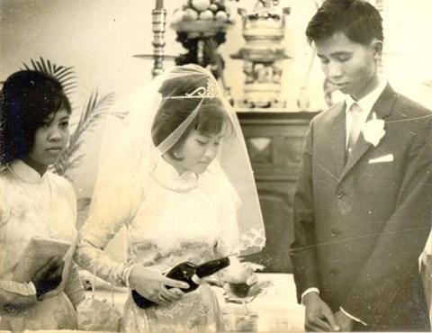 Amour et mariage des Vietnamiens d'hier et d'aujourd'hui hinh anh 2