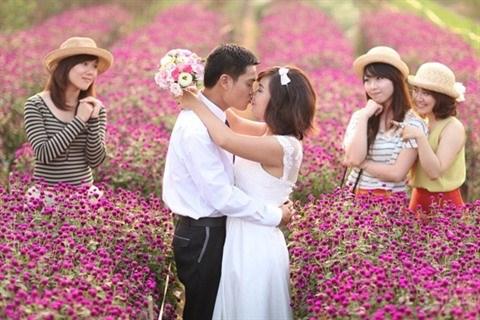 Amour et mariage des Vietnamiens d'hier et d'aujourd'hui hinh anh 3