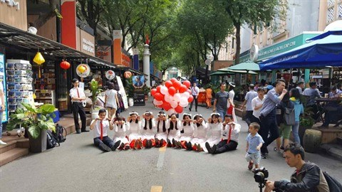 De nombreuses activites en l'honneur de la Journee de la famille vietnamienne hinh anh 1
