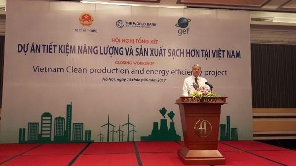 Economie efficace de l'energie et production saine hinh anh 1