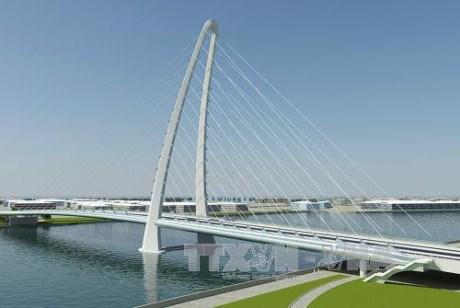 Ho Chi Minh-Ville construira le pont Thu Thiem 4 hinh anh 1