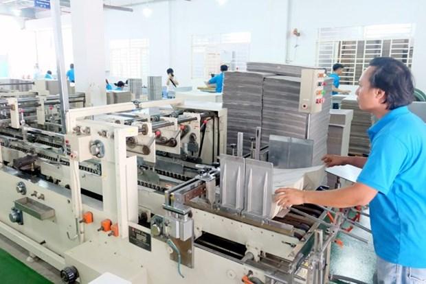 Pres de 61.300 nouvelles entreprises voient le jour au 1er semestre hinh anh 1
