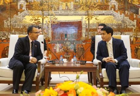 Hanoi est prete a favoriser les investisseurs marocains hinh anh 1