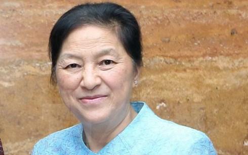 La presidente de l'Assemblee nationale laotienne attendue au Vietnam hinh anh 1